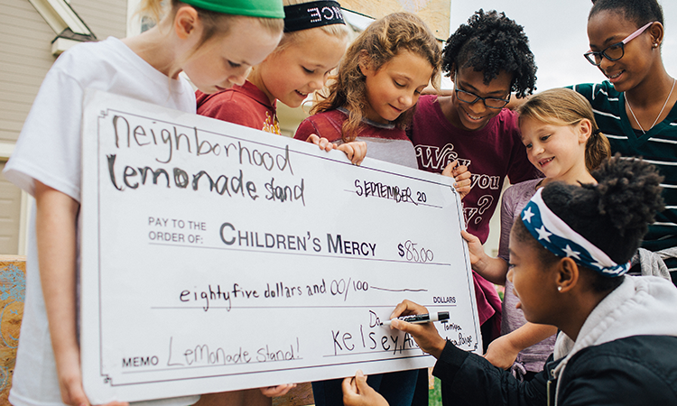 Help our kids fundraise by attending an event at Children's Mercy.