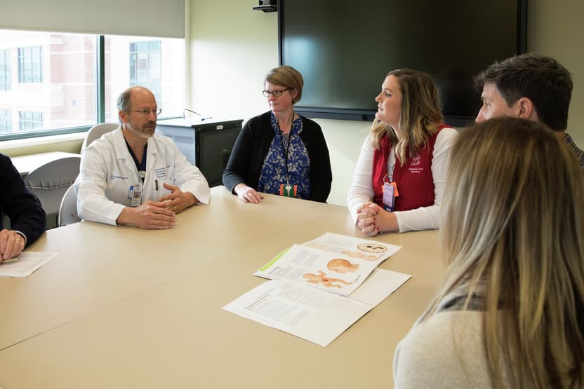 Integrated consultation at Children's Mercy