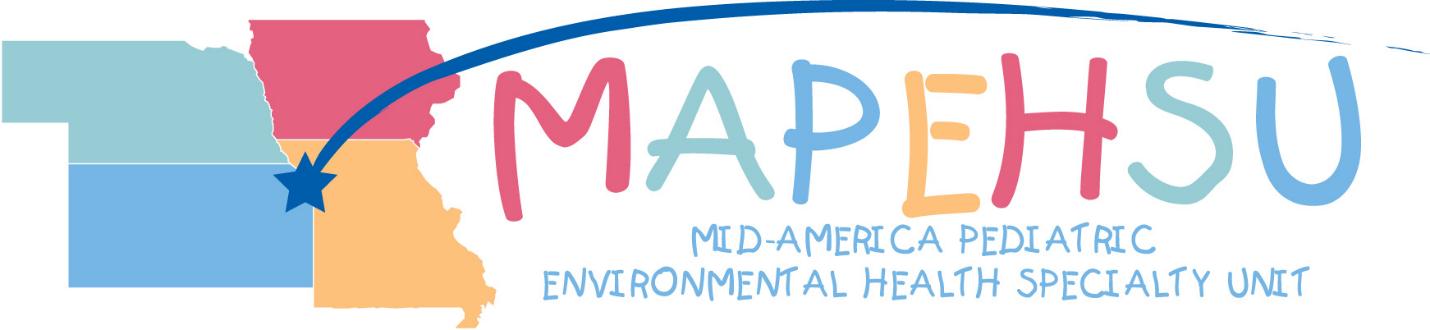 Mid-America Pediatric Environmental Health Specialty Unit