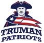 "Logo that reads ""Truman Patriots."""