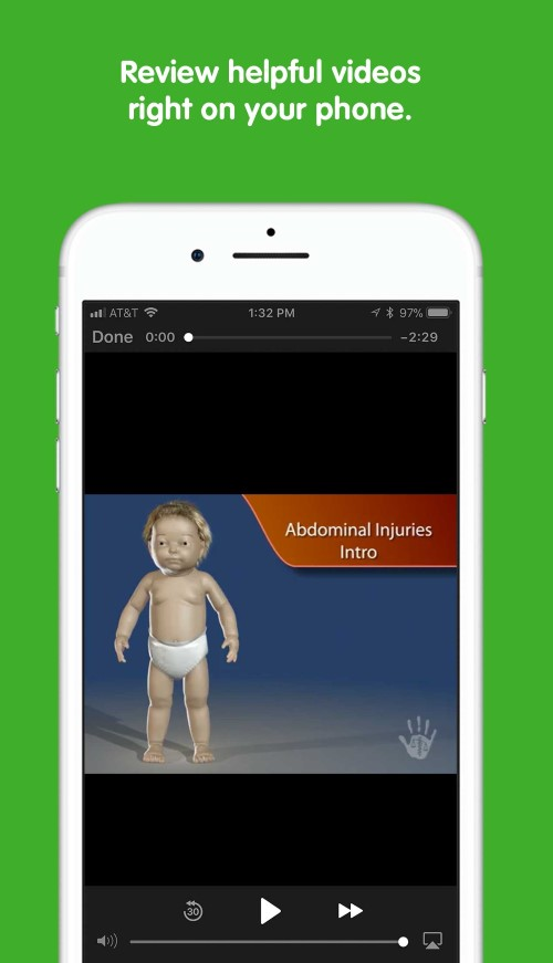 Child Protector app helpful videos