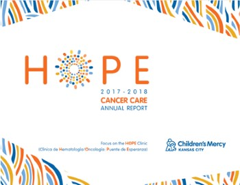 Cancer Center 2017-2018 Annual Report