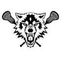Blue Valley Southwest Timberwolves Lacrosse logo
