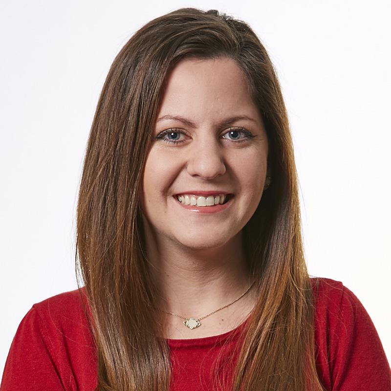 Headshot of Ashley E. Ruegsegger, APRN, FNP-C