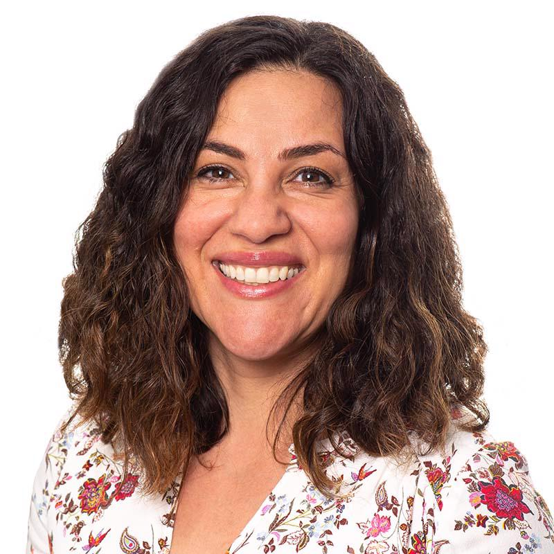 Headshot of Azadeh Wickham, APRN