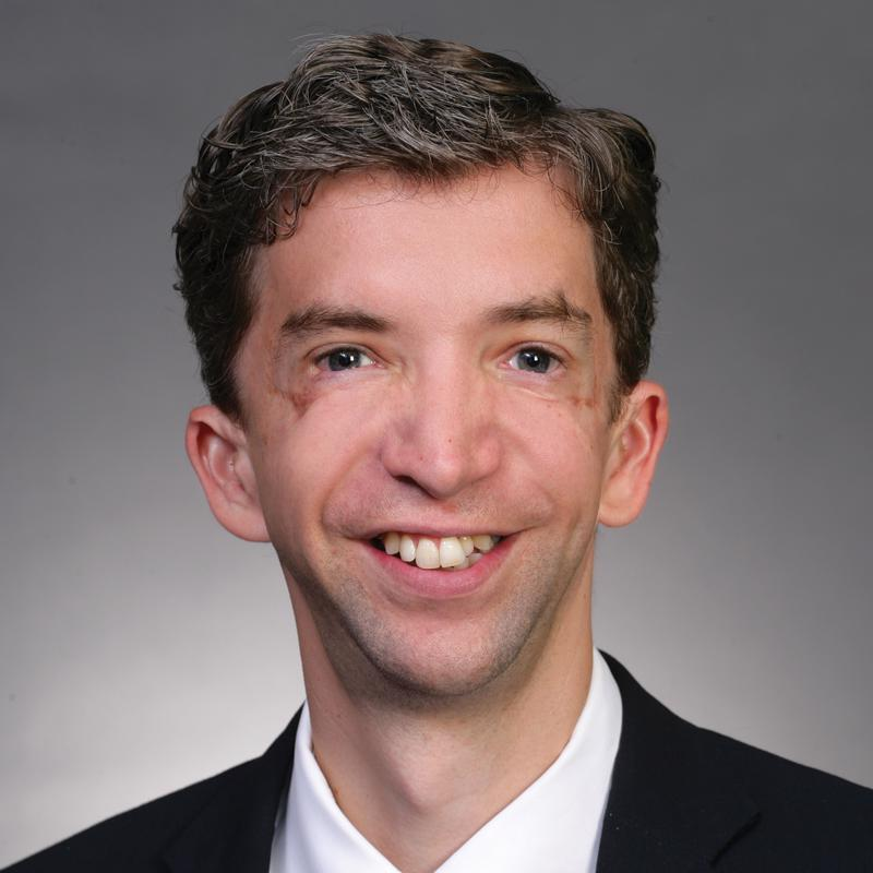 Headshot of Daniel R Jensen, MD