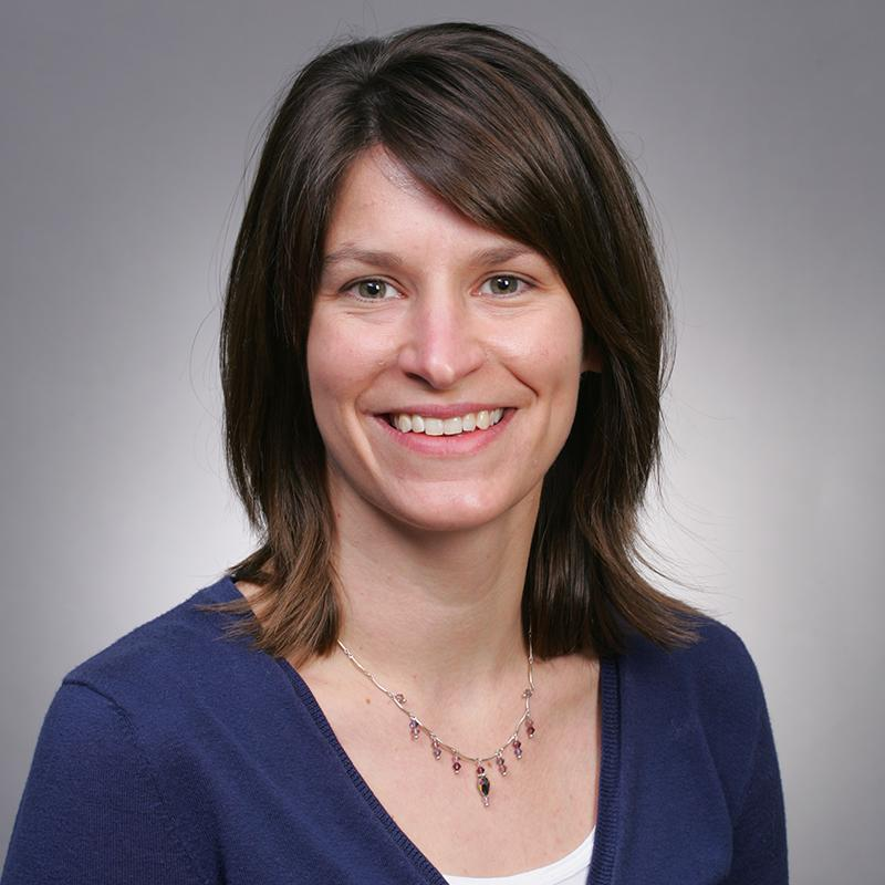 Headshot of Jennifer V. Schurman, PhD