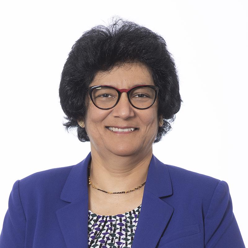 Headshot of Jotishna Sharma, MD, MEd, DCH