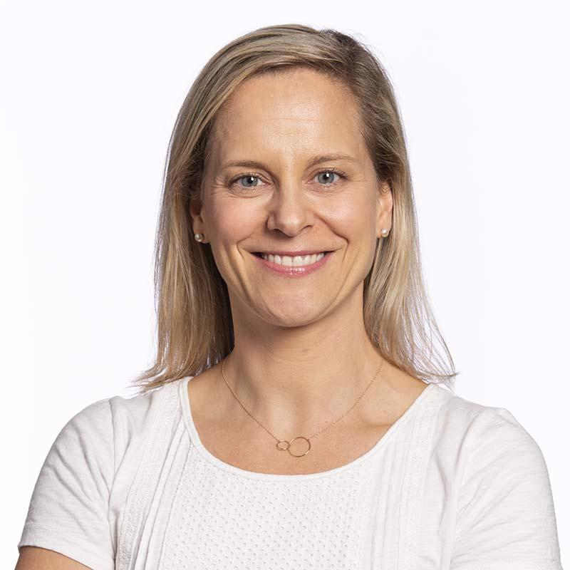 Headshot of Michele Maddux, PhD