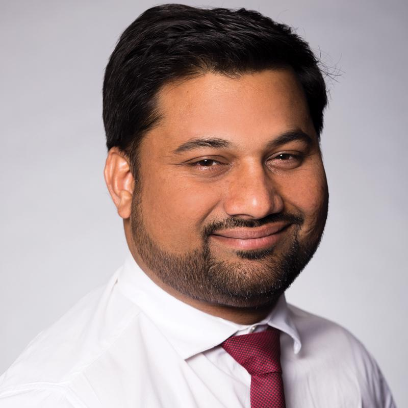 Headshot of Mohammed Ilyas, MD