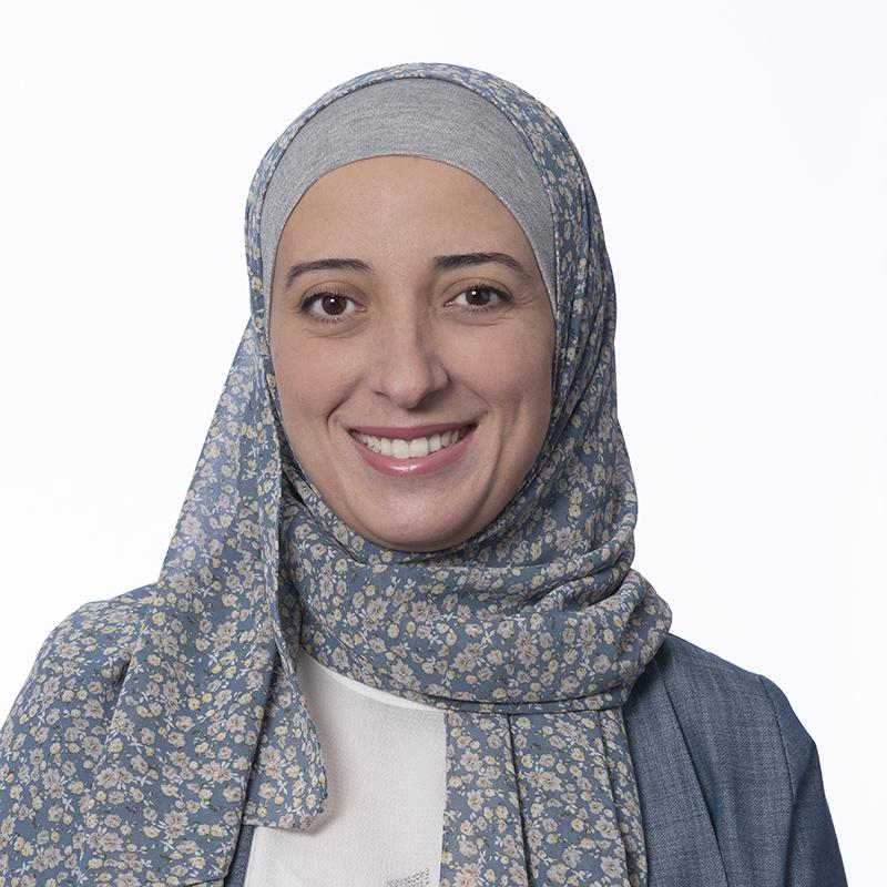 Headshot of Nadia M. Hijaz, MD