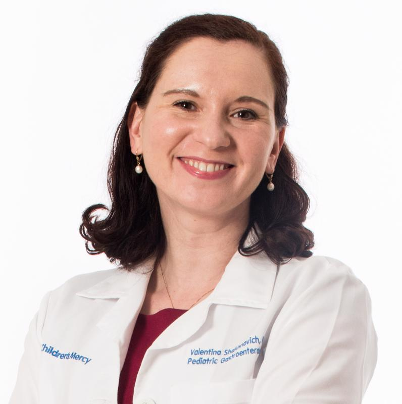 Headshot of Valentina Shakhnovich, MD
