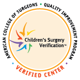 Children's Mercy is an American College of Surgeons Verified Center