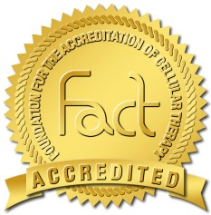 Children's Mercy is accredited by FACT