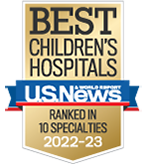 US News & World Report - Best Children's Hospitals