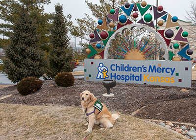 Hope will help you learn about the Epilepsy Monitoring Unit (EMU) at Children's Mercy.
