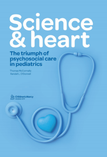 Science and heart cover